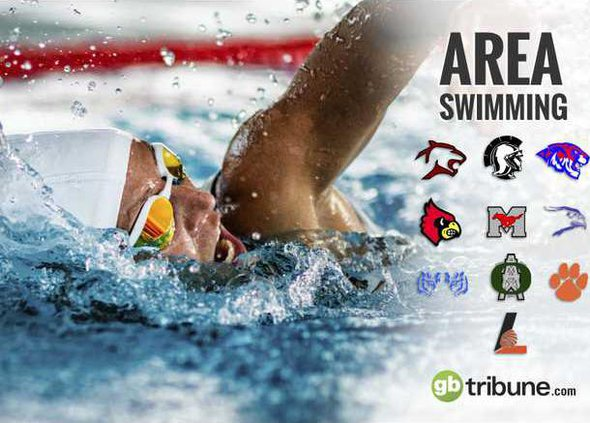 area swimming