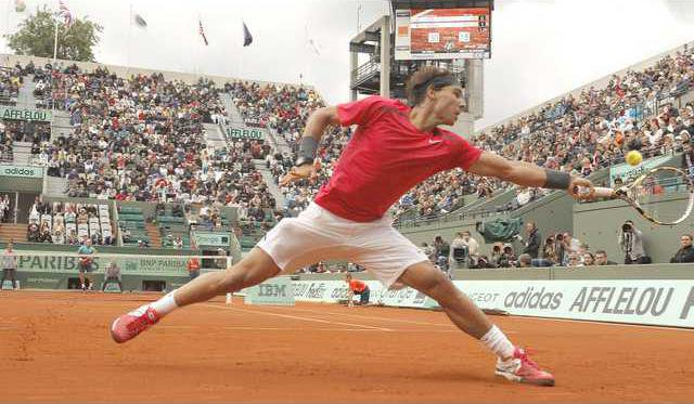 spt ap French Open Nadal
