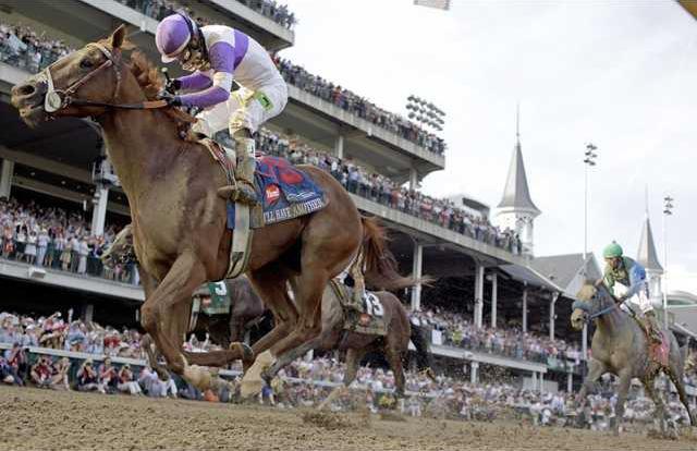 spt ap Kentucky Derby