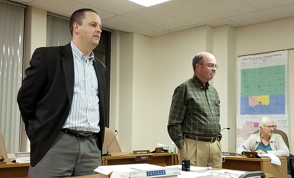 Morris named as Barton County attorney - GREAT BEND TRIBUNE