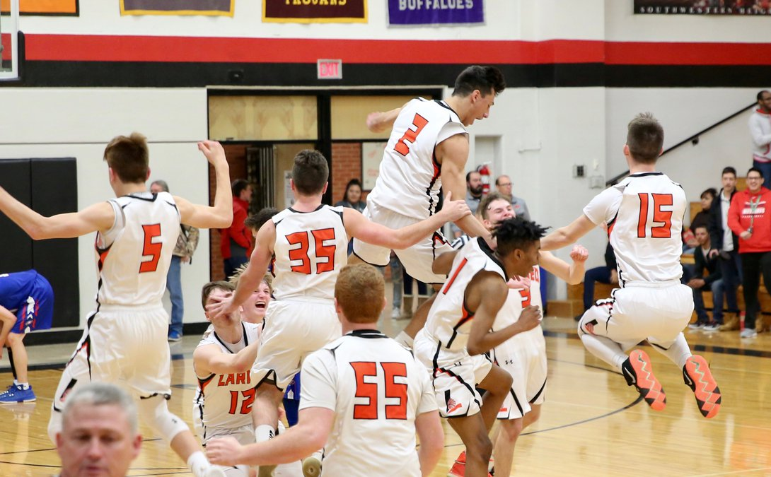 Larned boys earn first state berth since 1994 - GREAT BEND ...