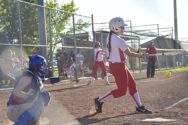 Hoisington wins home opener