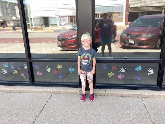 Kayley Bricker 2019 Kans for Kids